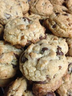 """Ultimate Chocolate Chip Cookies! """"""""  @allthecooks #recipe"""