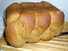 Pan Anadama en panificadora Lidl, Actifry, Bread Recipes, Cooking, Breads, Food, Buns, Pastries, Sweets