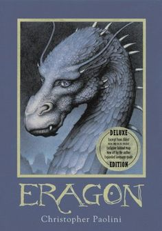 Inheritance Cycle Series #1: Fifteen-year-old Eragon believes that he is merely a poor farm boy—until his destiny as a Dragon Rider is revealed. Gifted with only an ancient sword, a loyal dragon, and sage advice from an old storyteller, Eragon is soon swept into a dangerous tapestry of magic, glory, and power. Now his choices could save—or destroy—the Empire.