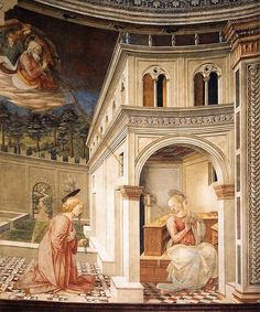 Fra Filippo Lippi - Annunciation - WGA13311.jpg