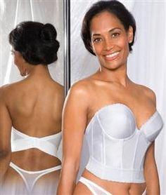 how to make a regular bra look strapless