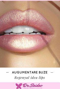 Buzele reprezintă cea mai senzuală parte a feței unei femei! 👄 Doar competenţa cadrelor medicale nu este suficientă, este important să alegem siguranţa, naturaleţea şi produse re-absorbabile care pot oferi: - turgescenţa optimă buzelor - corectarea asimetriilor - redefinirea conturului buzelor  Află mai multe ➡ https://goo.gl/pP3hSV Programează-te: 💻 http://drsaidac.ro/ ☎ 0730 909 886