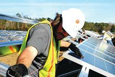 1.9.14 - NC rises to No. 2 in solar installations - Charlotte Business Journal RP by http://steve-chan-dch-paramus-honda.socdlr.us