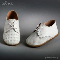 shoes for boys leather anatomic first step, greek orthodox baptism vaptisi vaptism Christening Favors, Boy Christening, Baptism Decorations, Leather Shoes, Baby Shoes, Oxford Shoes, Handmade Items, Boys, Greek