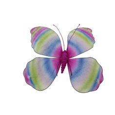Season's Direct Mesh Butterfly Decorative Mobile
