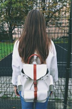 Grafea Opposites Attract Backpack in Monochrome | Colour Backpacks ...