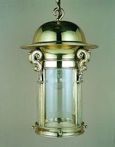 Blickling Hanging Lantern - Stiffkey Lamp Shop