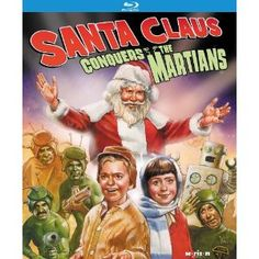 Santa Claus Conquers the Martians: Remastered Edition [Blu-ray] (Kino Lorber)