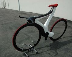 The Glide track bike