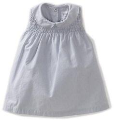 WHEAT Baby Sleeveless Dress: Clothing