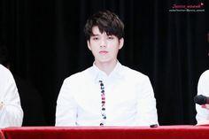 161001 #인피니트 Woohyun - INFINITE ONLY 6th Mini Album Fansign in Busan