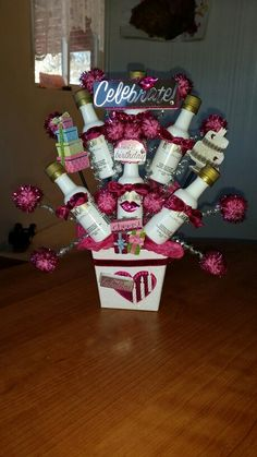 1000 Images About Unique Alcohol Candy Bouquets On