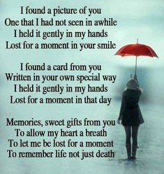 You send me little gifts every day with your love, watching over me and Teddy, keeping us safe and together xxx