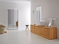 Bathroom Bathroom furniture set STRATO 07 by INBANI