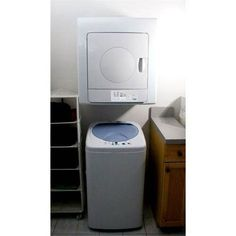 Haier 2.5 cu. ft. Portable Electric Dryer - HLP141E White | Dryer ...