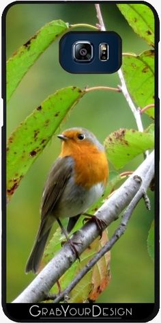 THANK YOU VERY MUCH MY BUYER!  :)    Case for Samsung Galaxy S6 Edge Plus - MM - Robin redbreast - by PINO
