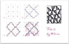 Tesali:      Zapletkano Patterns 2013