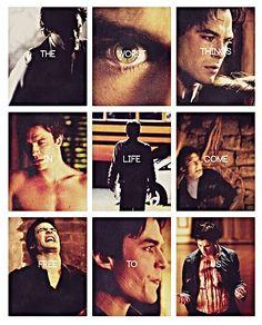 Damon Salvatore | Ian Somerhalder