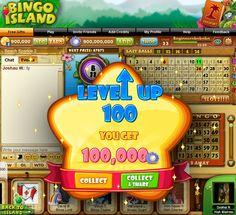 Bingo Island - Mytopia.com by Sonya Novosolov, via Behance
