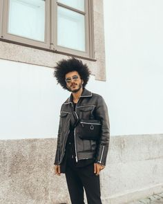 Leather for life - MENSWEAR