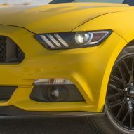 2015 Ford Mustang Gt Headlamp