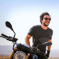 Handsome Prince Hussein of Jordan stars in new personal photos - HELLO! Canada