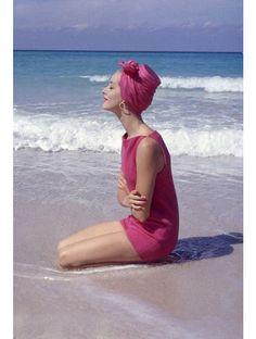 une serie de mode photographiee a cuba en 1956 7