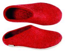 Women's Slipper by Glerups