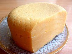 Domowy ser twardy...