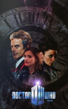 ''12th Doctor, Clara & Missy '' -- Doctor Who - Series 9  (Doctor Who - BBC Series)  source: The Whovians Hub