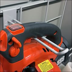 The double-wireforms of a Loop Hook mean extra support and strength in supporting heavy Leaf Blowers. Loop Hook Backplates are… Metal Grid, Grid Design, Leaf Blower, Hooks, Strength, Garage, Retail, Flat, Carport Garage