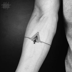 Tattoo • Triangles by Okanuckun •