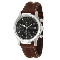 Hamilton Men's Khaki Field Chrono Auto Watch ... finally found the watch I've been looking for online... only it's out of stock. Arg!
