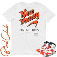 0a884aa6759434 New Money Air Jordan 6 Gatorade shirt www.birdclubclothing.com
