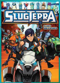 "DVD Review: ""SlugTerra: Slugs Unleashed"" (& Giveaway 3 Winners Ends 8/9)"