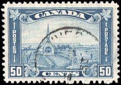 Canada #176, F-VF, Used
