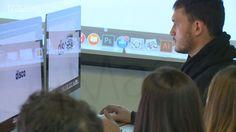 ¡Seguimos creando vanguardia! Trazos ha adquirido doce ordenadores iMac Retina 5K, el mejor ordenador del mercado para procesos de edición, etalonaje, posproducción y composición de efectos visuales. Con esta adquisición la escuela refuerza su apuesta por la tecnología más puntera, ofreciendo a nuestros alumnos el aula de posproducción más potente de España. Y tú, ¿qué harías con 14.7 millones de píxeles?
