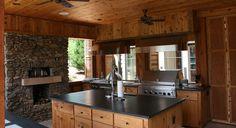 Viking Outdoor Kitchens - Viking Range Corporation (EPIC outdoor kitchen) #cultivateit