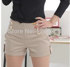 Cheap shorts fashion, Buy Quality shorts tights directly from China shorts wigs Suppliers:  Plus size woolen shorts 2014 winter women slim hip straight fashionable thickening woolen shorts plus size autumn