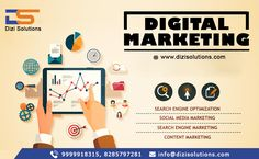 Digital Marketing is the key to success for your businesses Dizi Solutions is a leading Digital marketing agency, provide the 360° solutions for Digital marketing - SEO, SMO, PPC, SMM, Content Marketing etc... #DigitalMarketing,#DigitalMarketingCompany,#DigitalMarketinginIndia,#SEO,#SMO,#PPC,Dizisolutions