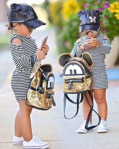 No, no, nooo! Outfits Niños, Cute Girl Outfits, Little Girl Outfits, Little Girl Fashion, Toddler Outfits, Kids Outfits, Cute Kids Fashion, Toddler Fashion, Cute Baby Girl