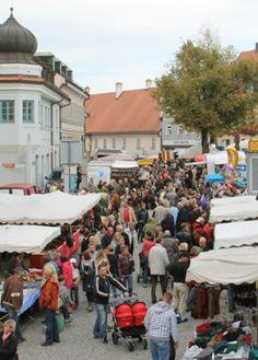 Dachau Easter market