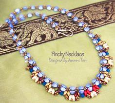 Pinchy שרשרת | JewelryLessons.com