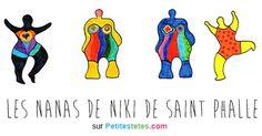 A la manière de Niki de Saint Phalle