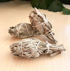 Sage to burn. Salvia, Feng Shui, Mystic, Vegetables, Natural, Etsy, Tied Up, Incense, Aromatherapy