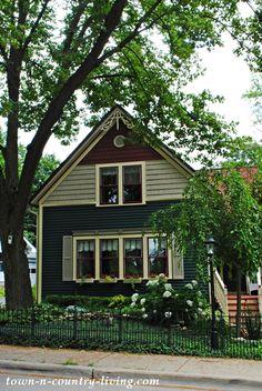 Charming Victorian home in Geneva, Illinois