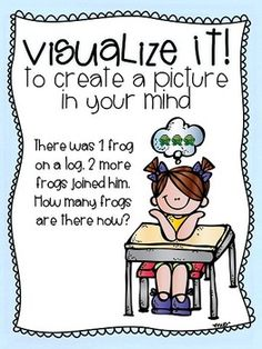 COMMON CORE ALIGNED: PICTURE THIS! {SOLVING ADDITION STORY PROBLEMS WITHIN 20} - TeachersPayTeachers.com