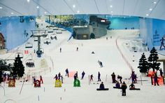 Indoor Ski Dubai