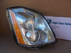 06-11 Cadillac DTS Headlight HID Xenon Right RH Passeenger OEM #Cadillac