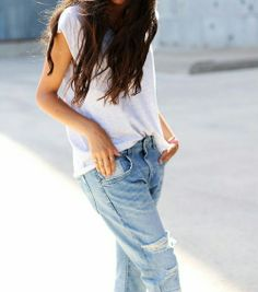 simple style / jeans